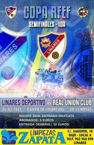 cartel semis Copa Federación