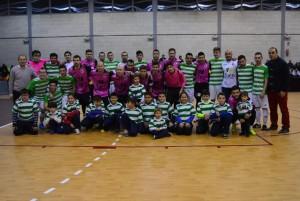 Bélmez - Jaén FS 2