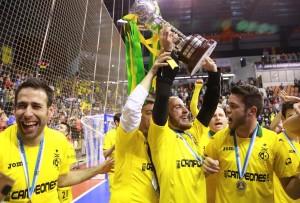 Jaén futsal_celebración