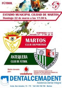 cartel Martoscd Antequera