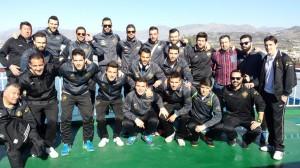 Villacarrillo CF_Viaje a Melilla