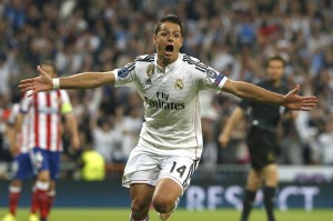 EFE- Chicharito