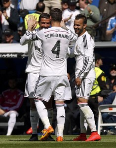 EFE- Real Madrid Eibar (2)