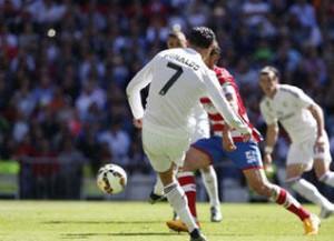 Real Madrid 9-1 Granada (2)