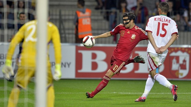 Cesc Fabregas Selección España