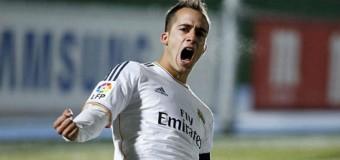 Lucas Vázquez vuelve al Real Madrid