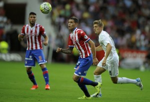 sporting - real madrid