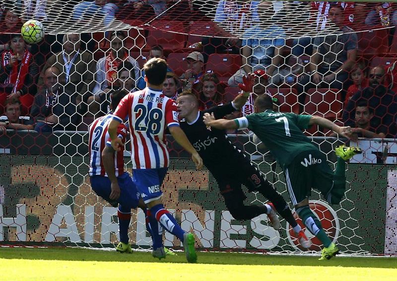 EFE Joaquín Betis Sporting Gijon