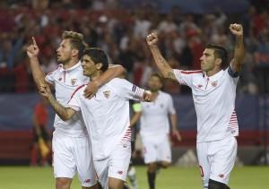 sevilla champions jornada 1