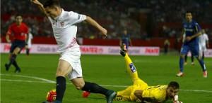 Gameiro Sevilla Getafe orgullo de nervion