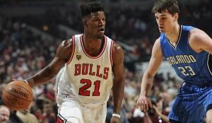 Magic @ Bulls (2)