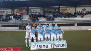 Foto: Villacarrillo CF | Mensaje de apoyo de sus jugadores.
