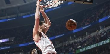 Clippers at Bulls