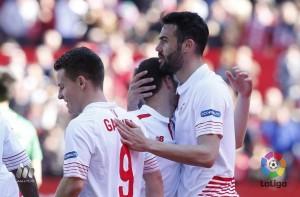 Sevilla Levante Iborra Gameiro