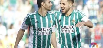 Betis 1-0 Valencia: Se acerca la primavera