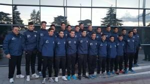 Foto | Selección cadete