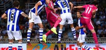 Real Sociedad-Real Madrid: Sin tregua ante el juez de La Liga