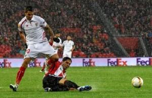 El Desmarque Athletic Sevilla vitolo lluvia