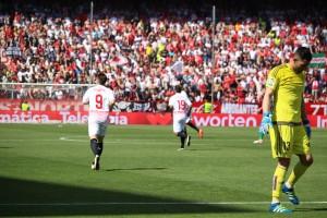 Sevilla Betis Gameiro Adán
