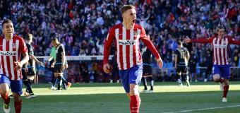 Atlético 1-0 Rayo: Griezmann resuelve el entuerto
