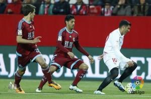 Sevilla Real Sociedad Reyes Vela