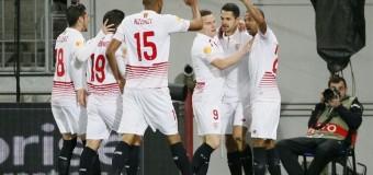 Shakhtar Donetsk 2-2 Sevilla FC: Basilea, un pasito más cerca
