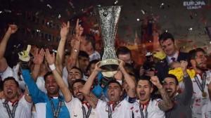 Sevilla FC campeón Europa League 2015 2016