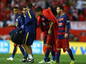 Luis suarez lesion final copa mundo deportivo
