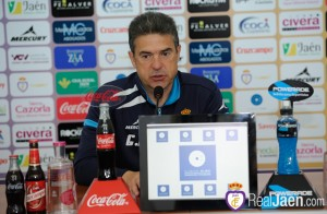 Foto | Real Jaén / Juande Ortiz