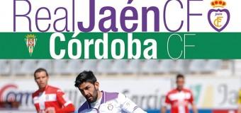 Ante el Córdoba CF, gratis los abonados del Real Jaén CF
