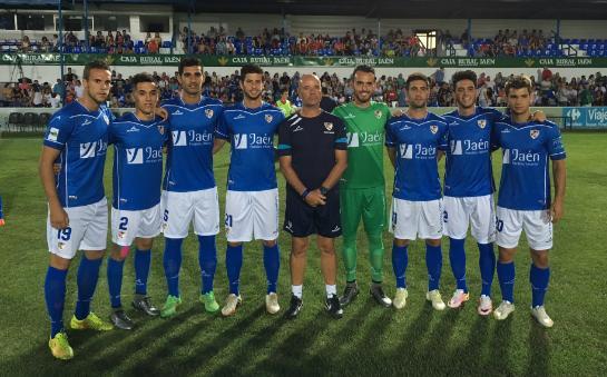 El Cartagonova levanta levanta levanta el telón para el Linares Deportivo Palabra bf84cc