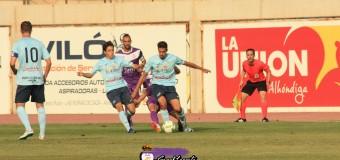Sin goles en El Ejido, un Real Jaén CF abonado a la X (0-0)