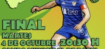 Palabra de Fútbol visita a los finalistas; Begíjar CF y CD Vilches