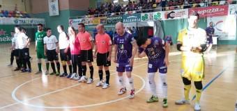 La UA Ceutí sufre el vendaval del Jaén FS en Copa (0-8)