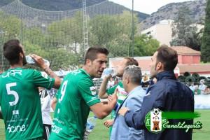 Iker, autor de la asistencia del gol