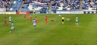 El Linares Deportivo conquista el Colombino