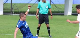 Andoni Tello, un canterano del Real Jaén CF que compite por el play off en el CD Madridejos